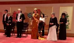 King Philippe and Queen Mathilde of Belgium Visit Japan – Welcoming Ceremony & Banquet
