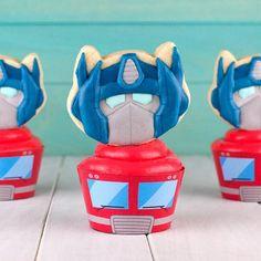 Optimus Prime!  Amazing