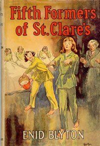 St Clare's! I know a lot of people are either team Malory Towers or team St Clare's but I loved them both.