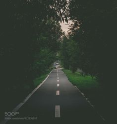 LOnely road by razvan9667