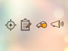 More Icons! by Leanne Kawahigashi