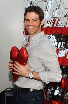 James Marsden attends an evening of cocktails and shopping to benefit the Children's Defense Fund hosted by Coach held at Bad Robot on May 2012 in Los Angeles, California. Life Of Kylie, Rider Strong, Freddie Prinze, Jesse Mccartney, James Marsden, Chad Michael Murray, John Krasinski, Jean Baptiste, Logan Lerman
