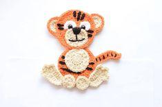 Crochet Eyes, Crochet Yarn, Crochet Flowers, Crochet Hooks, Crochet Gratis, Free Crochet, Applique Patterns, Crochet Patterns, Crochet Appliques