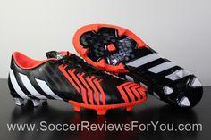 Adidas Predator Instinct Review Best Football Cleats, Football Boots, Soccer Cleats, Adidas Soccer Boots, Soccer Gear, Soccer Quotes, Adidas Predator, First Love, Tennis