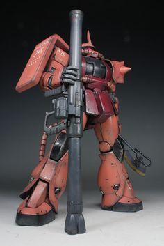 MG 1/100 MS-06S Char's Zaku II 2.0