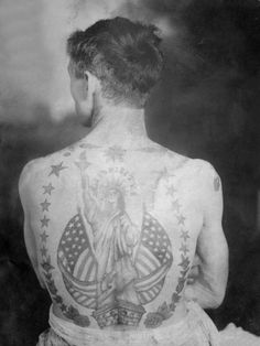 Willy H. Tandy Tattooed By Sailor Jack Wills