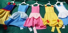 Inspired Princess Apron by flightofwhimsy on Etsy, $30.00