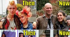 Photographer Tracks Down People After Nearly 40 Years To Recreate Their Photos