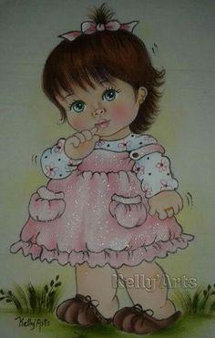 Ideia para rosto de boneca