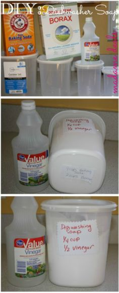 I LOVE my homeade laundry soap and cleaner, this will be next, though it'll be hard to replace my Dawn lol. This saves me a couple hundred a year.. and it is easy to create #DIY #homemade dish soap