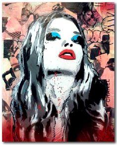 """Saatchi Art Artist Yannick Hamon; Painting, """"Red"""" #art"""