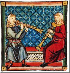 Medieval Musicians - Pinterest