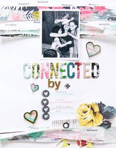 Connected by patricia