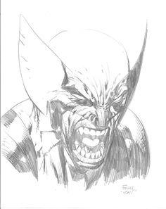 """Because you thought you were stronger than the Hulk? No one is stronger than the Hulk! Comic Books Art, Comic Art, Book Art, David Finch, Comic Style Art, Wolverine Art, Batman Tattoo, Marvel Comics Art, Amazing Drawings"