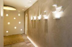 Lichtkonzept Flur - Crownhill-Interieur