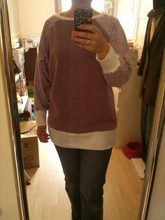 Wohlfühl-Shirt Blouse, Long Sleeve, Sleeves, Shirts, Tops, Fashion, Moda, Long Dress Patterns, Fashion Styles