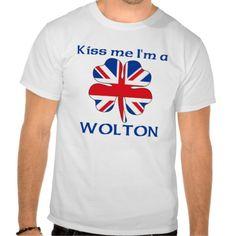 Wolton surname