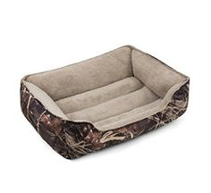 967a04e50217 Soft Spot Bolster Dog or Cat Pet Bed Camo 36 x 27  gt  gt