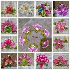 This Pin was discovered by HUZ Needle Tatting, Needle Lace, Lace Making, Flower Making, Form Crochet, Crochet Patterns, Brazilian Embroidery, Yarn Crafts, Crochet Flowers
