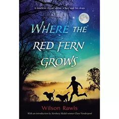 Amazon.com: where the red fern grows: Books