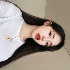 something special ♡ Korean Beauty Girls, Pretty Korean Girls, Cute Korean Girl, Cute Asian Girls, Asian Beauty, Korean Makeup Look, Asian Makeup, Girl Korea, Asia Girl