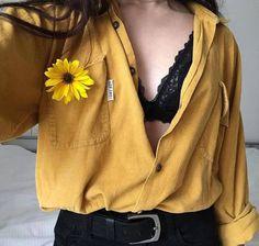 yellow, alternative, and fashion image