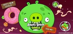 Andry Birds Space para Android se actualiza con Utopia y Danger Zone http://www.xatakandroid.com/p/85021