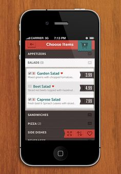 20 Examples of Android & iOS UI Design Inspiration | Part #4 - via http://bit.ly/epinner