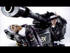 [HD] GD & T.O.P - KNOCK OUT Official Music Video