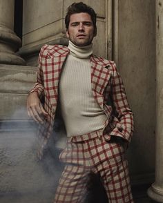 "manniskorarkonstiga: "" Sean O'Pry photographed by Luca Maria Morelli and styled by Fernando Carrillo for GQ Style Mexico """