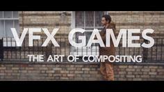 VFX Games - The Art of Compositing (dir Roy Peker) VFX breakdown. Un mec nous explique comment fonctionne les effets spéciaux de façon ludique. tracking, integration, rotoscopie, compositing.