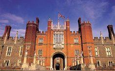 Hampton Court Palace, House of King Henry the VIII, UK