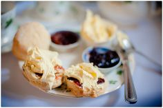Cream Tea Madness - commercial photography  #creamtea #clottedcream #jam #scones   http://www.barbaraleatham.co.uk/blog/2014/7/cream-tea-madness