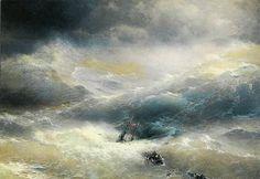 Ajvazovszkij, a tenger festője