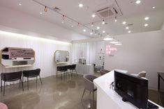 네일이 예쁘다 - 네일샵인테리어 Bathtub, Building, Table, Furniture, Design, Home Decor, Lounges, Blue Prints, Beauty
