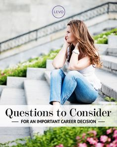 Career Decisions: These choices can't be made with a simple pros and cons list. | #Career #Advice Career Advice, Career Tips
