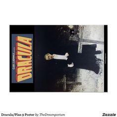 Dracula/Plan 9 Poster