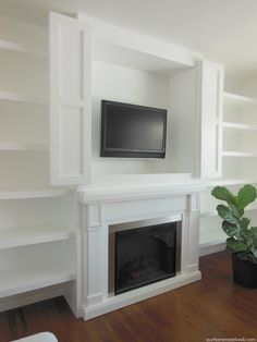 138 best fireplace with shelves images in 2019 fire places drive rh pinterest com