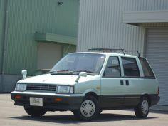 S.63(1988)年 日産 プレーリー