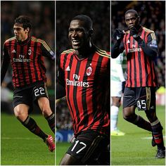 #OnThisDay in 2013, Milan beat Celtic 3-0 at Celtic Park in the Champions League with goals from Kaka, Zapata and Balotelli. #ForzaMilan