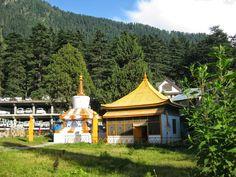 Kullu Manali Holiday and Tour Deals : A Memory of Kullu Manali Monasteries