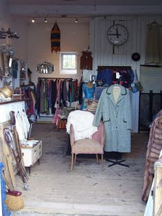 Vintage in Hay on Wye