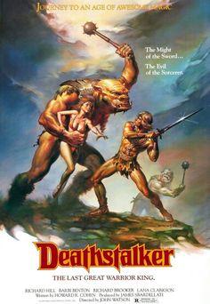7/07/17  2:35p  ''Deathstalker'' 1983