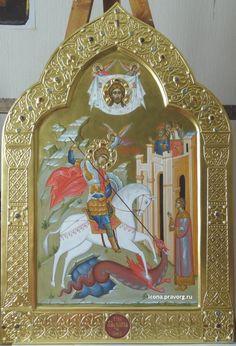Vladimir Guk's photos – 14 albums | VK Byzantine Icons, Byzantine Art, Early Christian, Christian Art, Hl Georg, Roman Church, Master Of Fine Arts, Painting Studio, Religious Icons