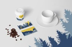 Gray Wolf Coffee (Concept) on Packaging of the World - Creative Package Design Gallery