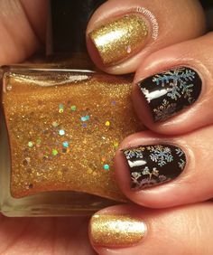 Happy Holo-days From LuvMyLacquer!