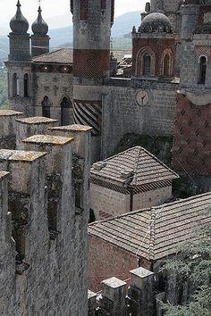 Riola di Vergato Bologna Italy Rocchetta Mattei