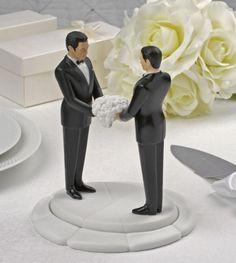 7 Same Sex Wedding Cake Toppers ... | All Women Stalk