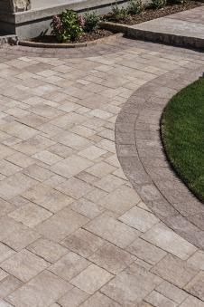 Pin By Silver Birch Design On Curb Appeal In 2020 Curb Appeal Concrete Pavers Paving Stones