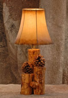 Small aspen lamp by AspenSpirit on Etsy, $148.00